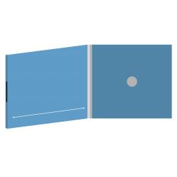 DigiFix CD 4 полосы 1 спайдер с прорезью для буклета на магните