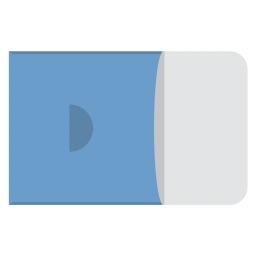Картонный Конверт со средним клапаном