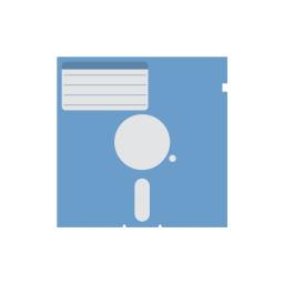 Картонный Конверт (дискета) без клапана