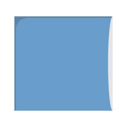 Картонный Конверт (карман) без клапана