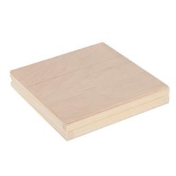 Wood Box CD квадратный