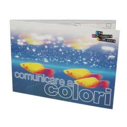 Диджипак DVD 4 полосы 1 трей. Colori