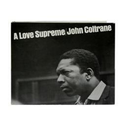 Диджипак CD 6 полос 2 трея. John Coltrane - A love supreme