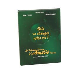 Диджипак DVD  6 полос 2 трея. Elle va changer votre vie