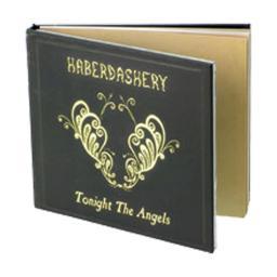 Диджибук CD 1 трей, Буклет. Haberdashery