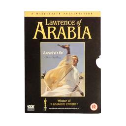 Диджипак DVD 6 полос 2 трея с карманом для буклета, Слипкейс. Лоуренс Аравийский