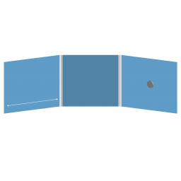 DigiFix CD 6 полос 1 спайдер (справа) с прорезью (слева)