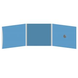 DigiFix CD 6 полос 1 спайдер (справа) с рукавом для буклета (слева)