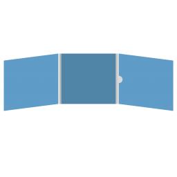 DigiSleeve CD 6 полос 1 карман (внутренний справа)