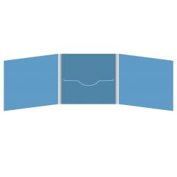 DigiFile CD 6 полос 1 прорезь (в центре)