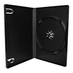 Amarey Box DVD black (14mm)