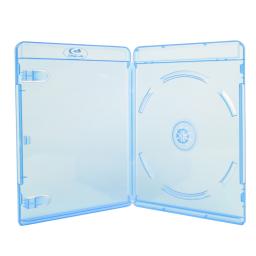 Blu-ray Box голубой прозрачный