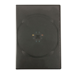 Amarey Box DVD black (14mm) на 8 дисков