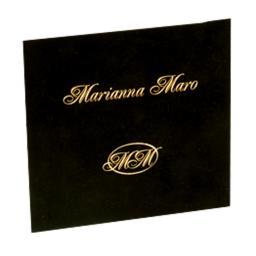 Картонный конверт (карман) без клапана. Марианна Моро