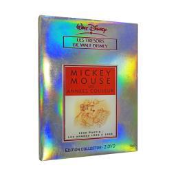 Диджипак DVD 6 полос 2 трея. Mickey Mouse