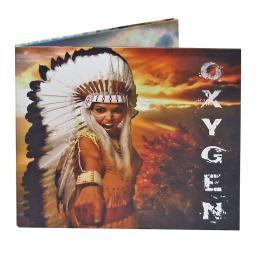 Диджипак CD 6 полос 1 трей. Oxygen (Оксана Казакова)