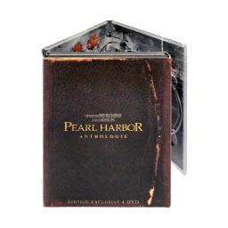 Диджипак DVD 10 полос 4 трея с карманом для буклета. Pearl HarboR