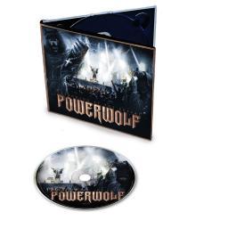 Диджипак  4 полосы 1 трей. Powerwolf