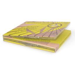 Диджипак CD 6 полос 3 трея. Территория Первых