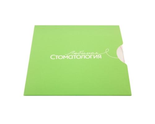 Картонный конверт CD. Любимая Стоматология