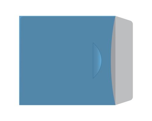 Картонный Конверт с клапаном