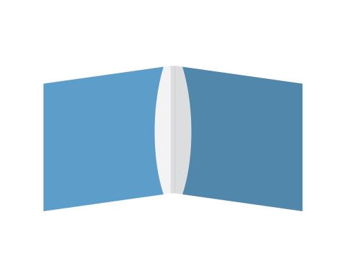 DigiSleeve CD 4 полосы 2 кармана (внутренние)