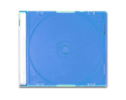 Slim Box CD синий