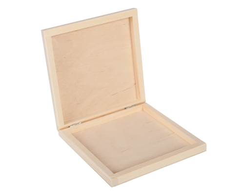 Wood Box CD квадратный