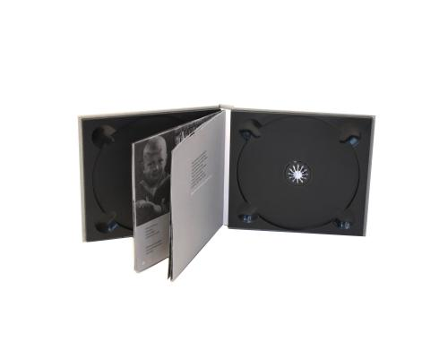 Диджибук CD 4 полосы 2 трея, Буклет. Александр Сенкевич - Почувствую, как дышит зазеркалье