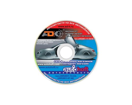 Тиражирование miniDVD дисков (Офсет)