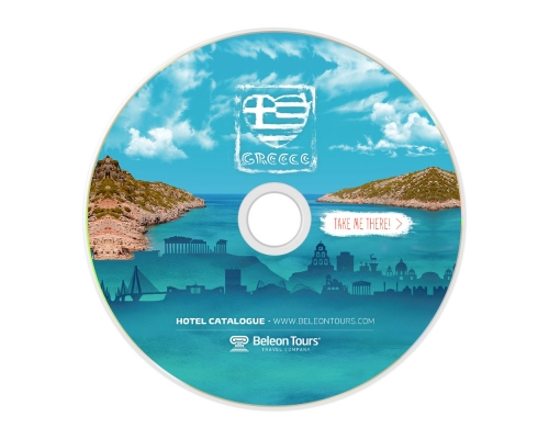 Печать на CD-R дисках (Офсет)