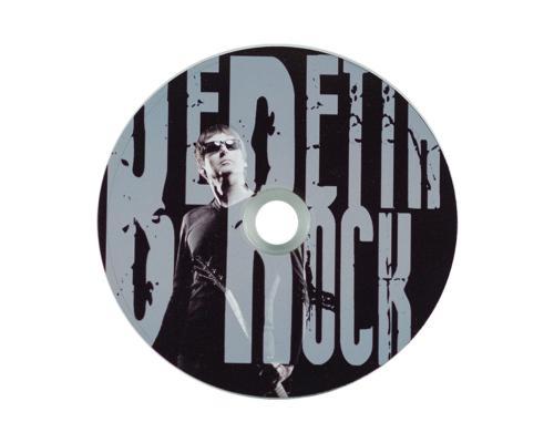 Джевел бокс CD, Вкладыш, Инлей. Beretta Rock