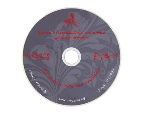 Тиражирование DVD 5 дисков (Шелкография) 4,7 Гб