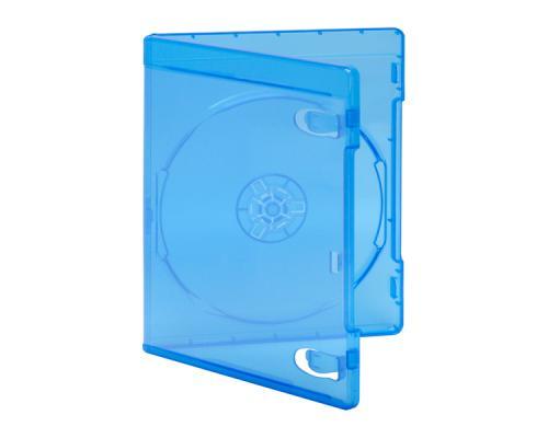 Amarey Box DVD blue clear (14mm)