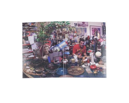 Диджипак DVD 4 полосы 1 трей. Давид Саркисян