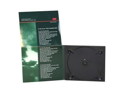 Диджипак CD 6 полос 1 трей. De Frivilliges Sang