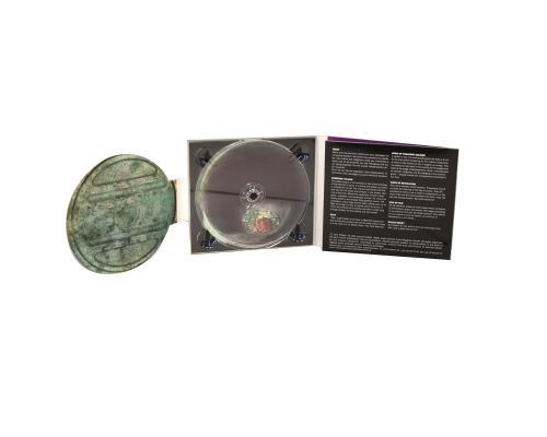 Диджипак CD 8 полос 1 трей. Eloy