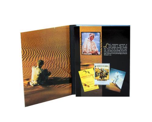 Диджипак DVD 6 полос 2 трея. Lawrence pf Arabia