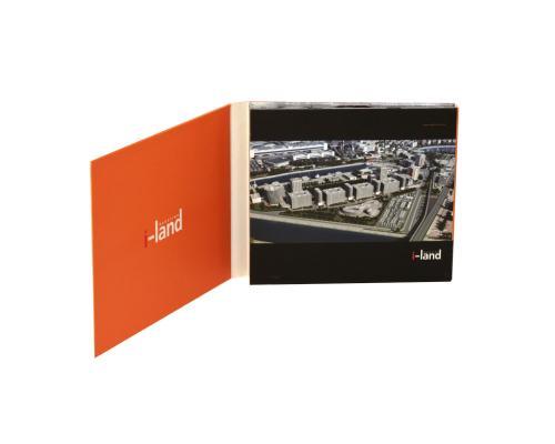 Диджипак CD 6 полос 2 трея. i-land