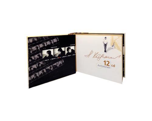 Диджибук CD на 12 дисков. Антология - Николая Караченцова