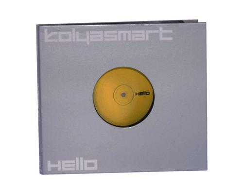 Диджипак CD 6 полос 1 трей. Kolya Smart (Soul Cola)