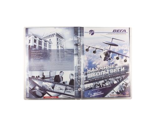 Amarey Box DVD прозрачный (14мм)