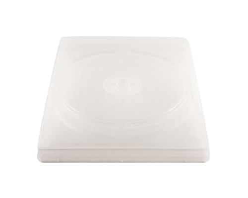 Amarey Box DVD прозрачный (14mm) на 2 диска