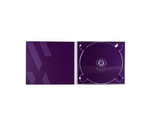 Диджипак CD 4 полосы 1 трей. Нииаа