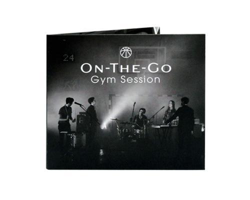 Диджислив CD 4 полосы 1 Трей. On The Go