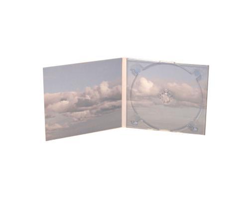 Диджипак CD 4 полосы 1 трей. Посмертная жизнь