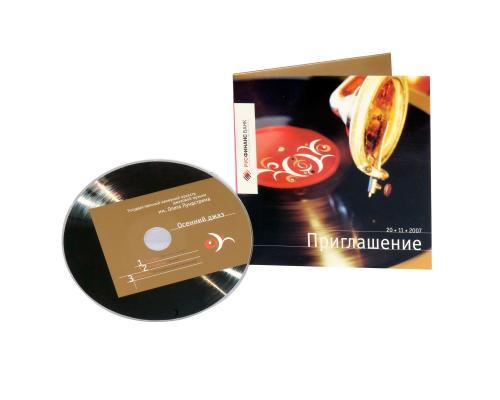 Диджификс CD 4 полосы 1 трей. Русфинанс Банк