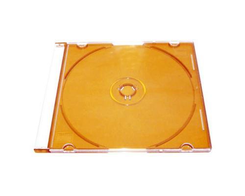 Slim Box CD оранжевый