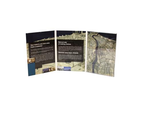 Диджипак DVD 6 полос 1 трей. Visual