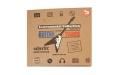 Диджифайл CD 4 полосы 1 прорезь, крафт-картон, шелкография. Guitar Track